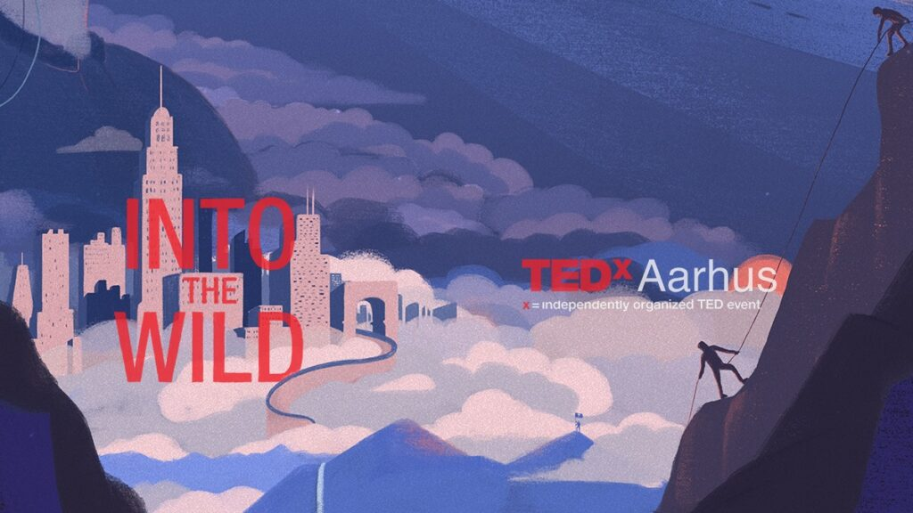 TEDxAarhus 2017: Into the Wild took place in Tivoli, in Aarhus. Into the Wild was about exploring undiscovered land.